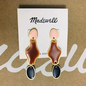 Madewell Freeform Statement Earrings NWT - LAST